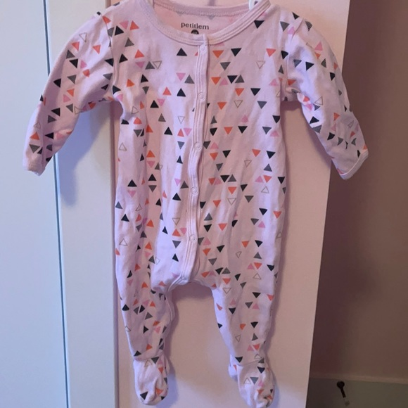 Petit Lem 6 months pajama